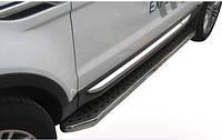 Пороги боковые Range Rover Evoque