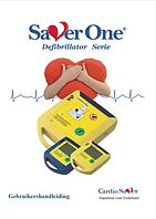 Полуавтоматический портативный дефибриллятор SAVER ONE, фото 1