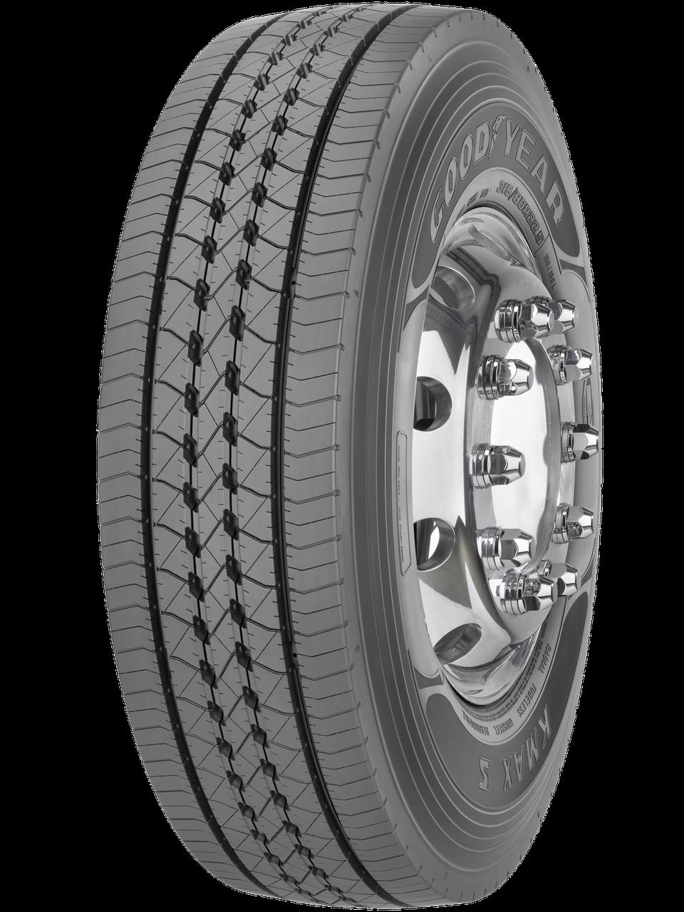 Грузовые шины Goodyear KMAX S, 315/60R22.5