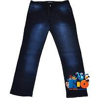 """Брюки джинсовые """"Eleysa Jeans Wear"""" , с начесом , для девочек от 5-8 лет"""