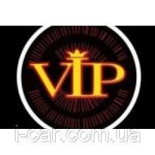 Проекція логотипу автомобіля VIP
