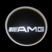 Проекція логотипу автомобіля AMG