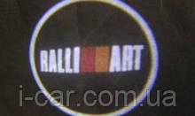 Проекція логотипу автомобіля Ralli Art