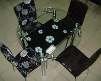 Стеклянная мебель – мебель будущего ( интересные статьи )