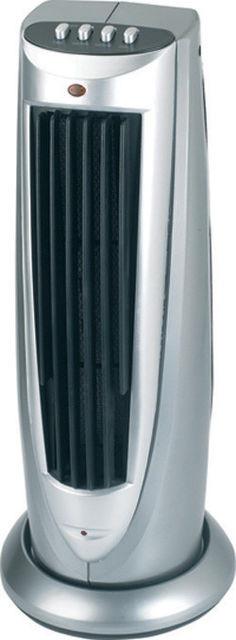 Напольный керамический тепловентилятор ALPARI FHC-2020BDR (пульт, дисплей)