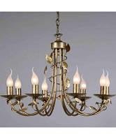 """Подвесная кованная люстра """"свеча"""" BLITZ Castle 1729-48"""