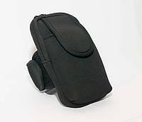 Чехол спортивный с доп карманом на руку для смартфонов до 5 SKU0000018