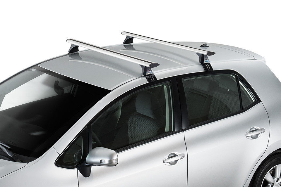 Багажник (крепление) Volkswagen Polo (V) 5d (09->)