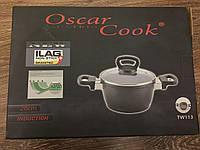Кастрюля с керамическим покрытием 28 см Oscar Cooks Austria TW 113