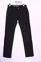 Теплые джинсы мужские 28-34рр. черного цвета LS Luvans (код 5644)