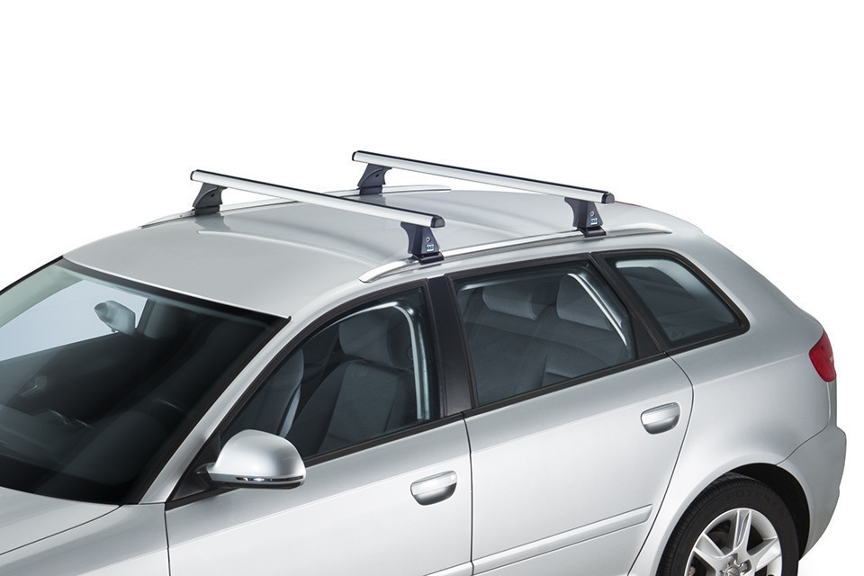 Багажник (крепление) на интегр. рейл. Hyundai ix35 (10->) - Kia Sportage (11->)