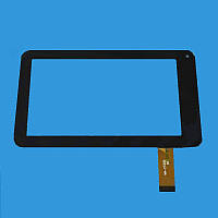 """Сенсорный экран Nano Tab NT7081, WJ-Z7Z35-V2, 7"""" 30 pin черный"""