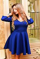 Платье женское из неопрена, цвета
