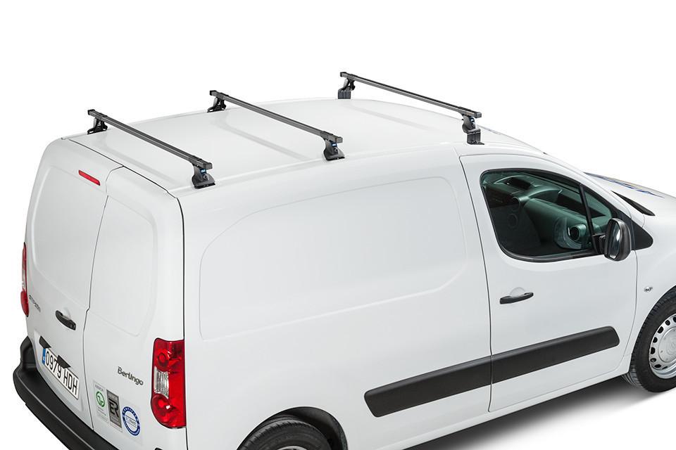 Багажник на крышу Fiat Doblo Maxi 2010- (Opel Combo 2012-) L2H1 Cruz 922-442