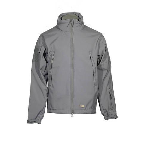 M-TAC куртка Soft Shell  (Gray), фото 2