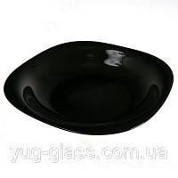 """Тарелка глубокая 210 мм Carine Black """"L9818"""" Luminarc 1шт."""