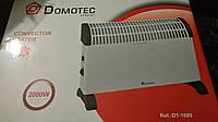 Конвектор Domotec DT-1609 2000 Вт Экономный