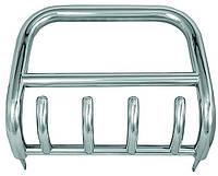 Защита переднего бампера (кенгурятник)  Toyota Hilux 2004+