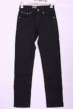 Джинси для хлопчика чорного кольору (розміри 24-30.)