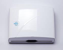 Диспенсер для листовых бумажных полотенец Z укладкой, белый (K.1)