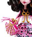 Кукла Monster High Дракулаура (Draculaura) из серии Shriek Wrecked Монстр Хай, фото 4