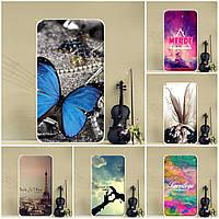 """SONY T3 D5102 D5103 оригинальный чехол панель накладка бампер с принтом рисунком для телефона """"SEBA"""""""