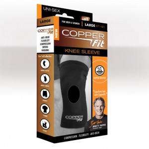 Защитный наколенник Cooper Fit (фиксатор Купер Фит), фото 2