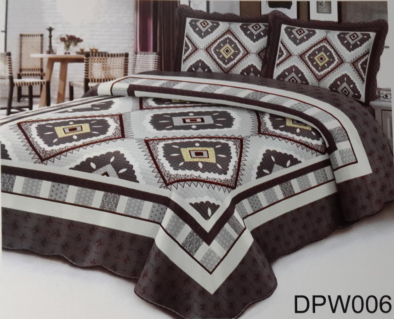 Модное покрывало на кровать от производителя