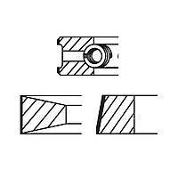 Кольца поршневые C20NE/X20XEV/X30XE