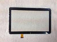 """Сенсорная панель Nomi C10102 Terra+, GT10PGX10, 10,1"""" 30 pin черная"""