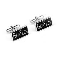 Bow Tie House™ Запонки черные The Beatles Band