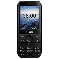 Philips Xenium E160 Dual Sim Black