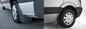 Брызговики Mercedes-Benz Sprinter (906) 2006 (полный кт 4-шт), кт.