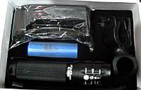 Фонарь с зарядным устройством 200w 8400