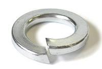 Шайба М5 пружинная (гровер) ГОСТ 6402-70, DIN 127B (упаковка 1000 шт)