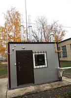 БТК 100 (блочная газовая котельная с котлами по 50 кВт)