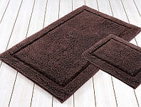 Набор ковриков 70х120+45х60 хлопок/бамбук  Irya LINDA Vison