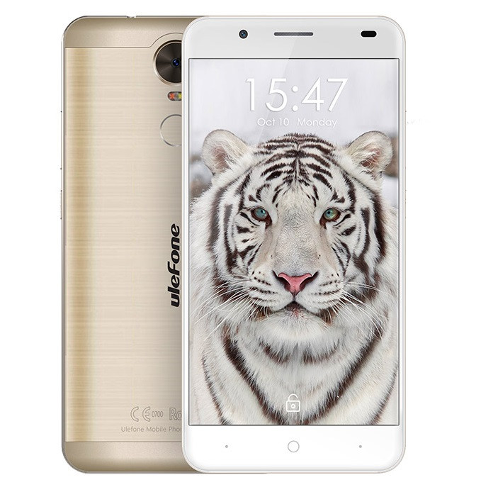 Смартфон Ulefone Tiger