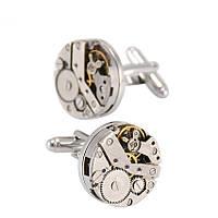 Bow Tie House™ Запонки элитные с механизмом часов