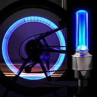 Светодиодная LED насадка на ниппель (авто,мото,вело)