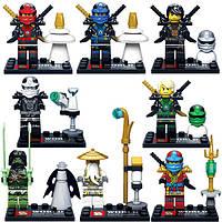 Фигурки Лего и аналоги