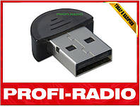 USB Bluetooth адаптер для персонального компьютера, мини блютуз