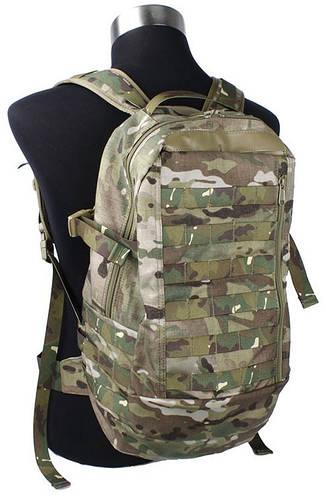 Надежный рюкзак 20 л. TMC MOLLE Marine style Med Pack MC, TMC1443 (Камуфляж)