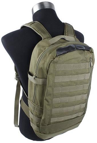 Надежный рюкзак 20 л. TMC MOLLE Marine style Med Pack Khaki, TMC1441 (Хаки)
