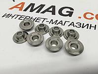 Облегченные тарелки клапанов (дюраль марка Д16Т)  ВАЗ 2108-0-099 8 клап.