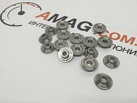 Облегченные тарелки клапанов (дюраль марка Д16Т)  ВАЗ 2110-11-12  16 клап