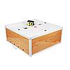 Инкубатор бытовой Курочка Ряба 130 яиц укрепленный