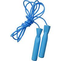 Скакалка скоростная с подшипником и PVC жгутом FI-4407 (10шт в уп., цена за 1шт)  (длина - 2,8 м, толщина - 4,6 мм)