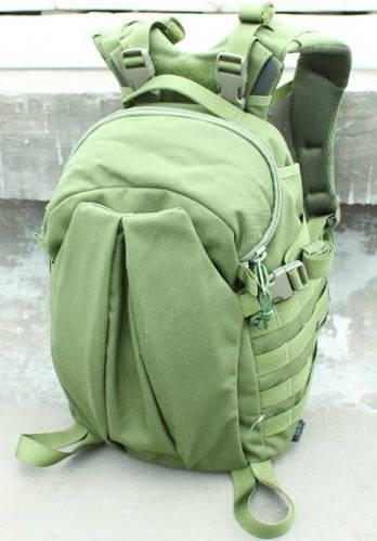 Компактный рейдовый рюкзак 20 л. TMC MY style PJ Pack OD, TMC1673 (Оливковый)