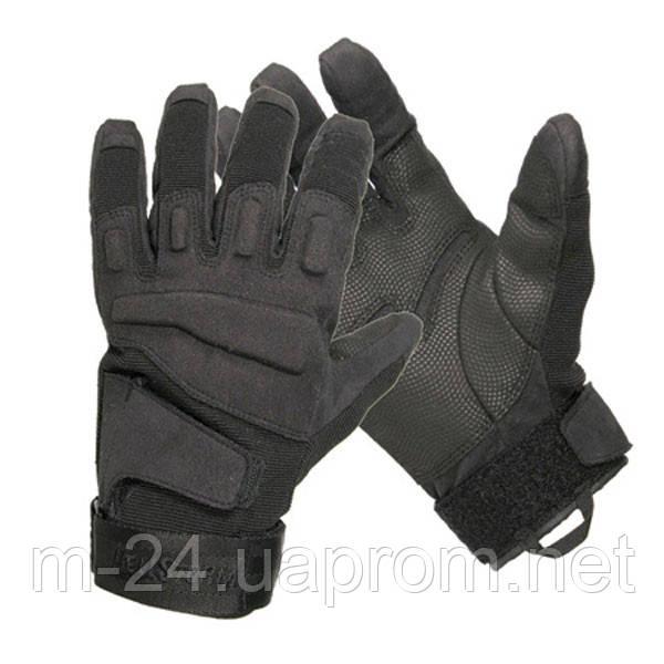 Перчатки BLACKHAWK! S.O.L.A.G. Full-Finger L черные - интернет-магазин M24 в Киеве
